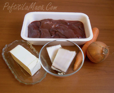Rulada de pate-ingrediente